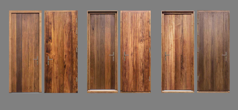 ETW Doors trio front & back