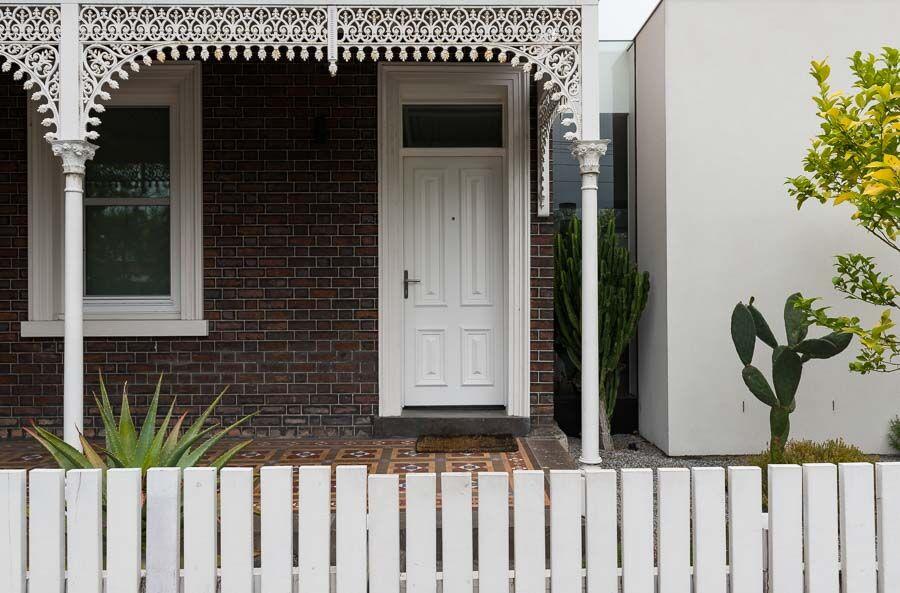 ETW Historic Doors White