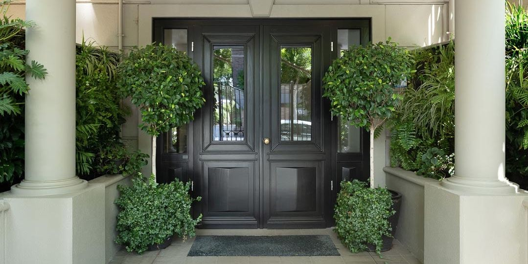 ETW Entrance Doors South Yarra